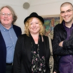 7-james-harrold-galway-arts-council-with-artists-rosie-mcgurran-and-gavin-lavelle-at-the-opening-of-their-exhibition-take-two-in-the-connemara-national-park
