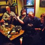 Conor Keane launches his new album 'Connemara Cajun' at Molly's Bar Letterfrack - great tunes & mighty singing & dancing! Conamara Bog Week 2014